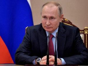 Путин поднимет проблему снижения доходов