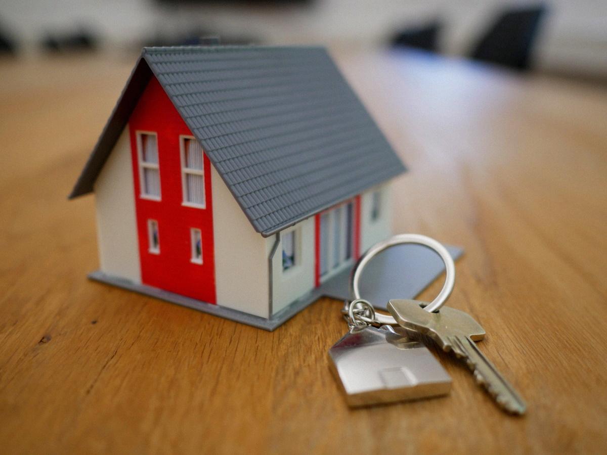 Недвижимость в залоге