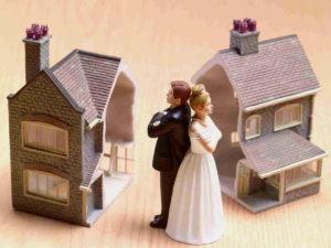 Не делится при разводе