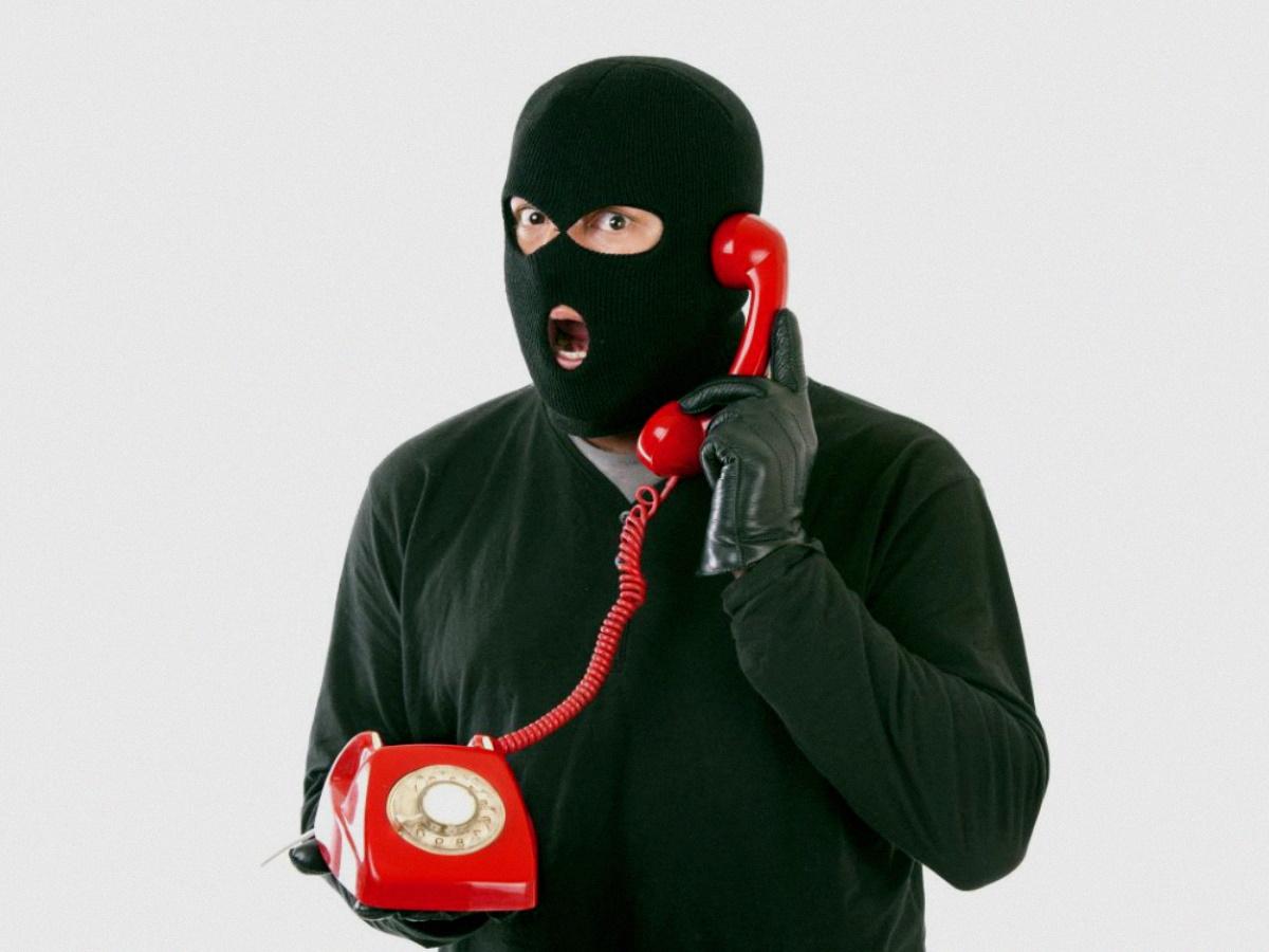 Телефонные мошенники